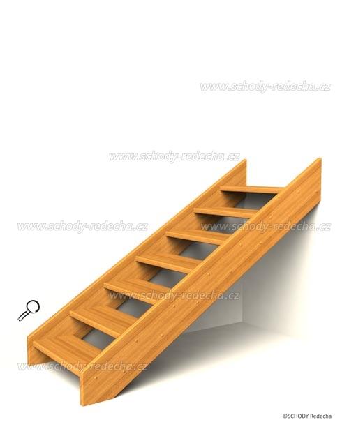 konstrukce schodiste schody I