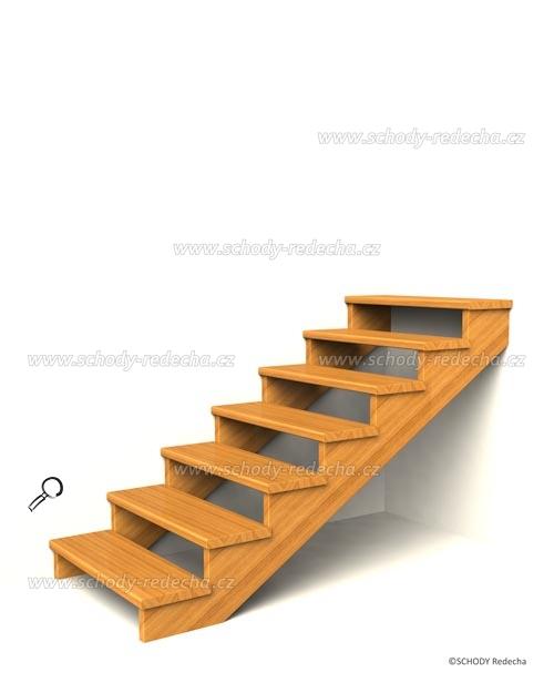 konstrukce schodiste schody II