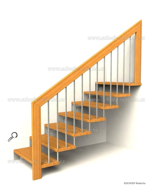zavesne schody IX22