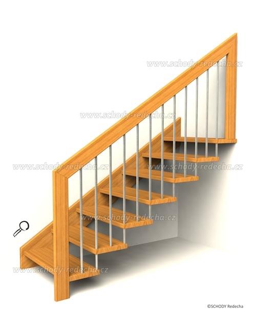 zavesne schody IX24