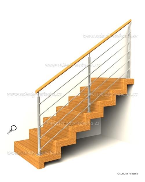 zubate schody XIID1