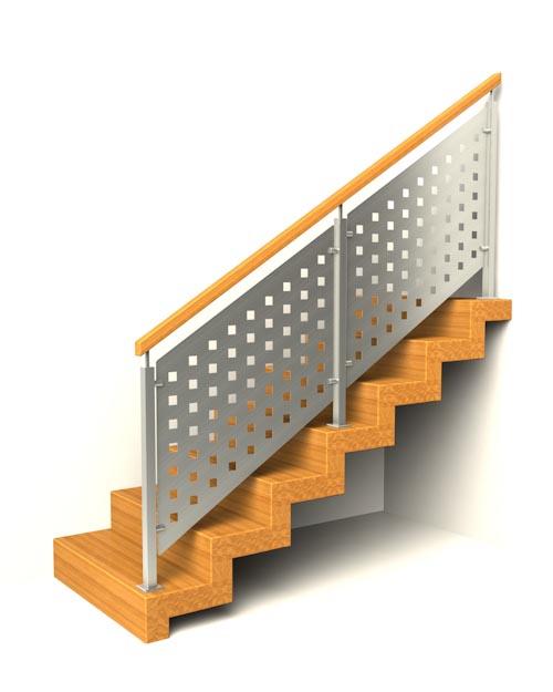 zubate schody XIIJ3