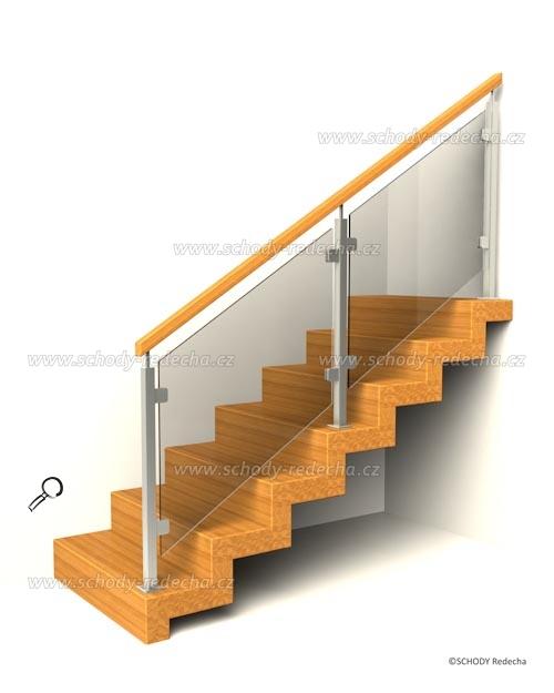 zubate schody XIIJ6
