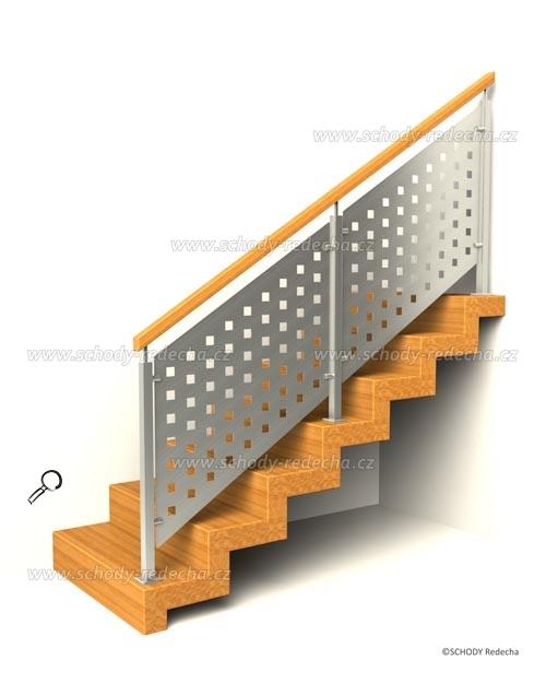 zubate schody XIIJ7