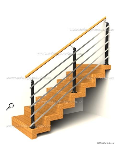 zubate schody XIIM