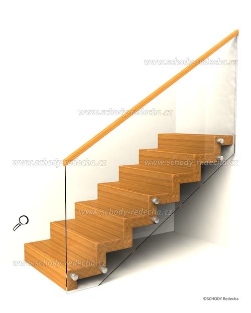 zubate schody XIIS
