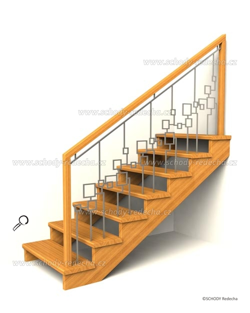 drevene schodiste schody IIL