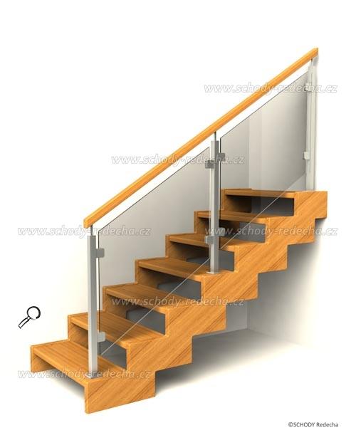 zubate schodisko schody IIIJ6