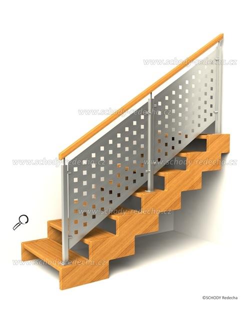 zubate schodisko schody IIIJ7