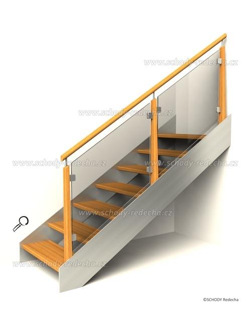 antikora schody IVC6