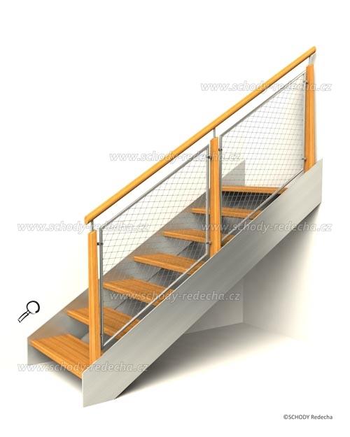 antikora schody IVC8