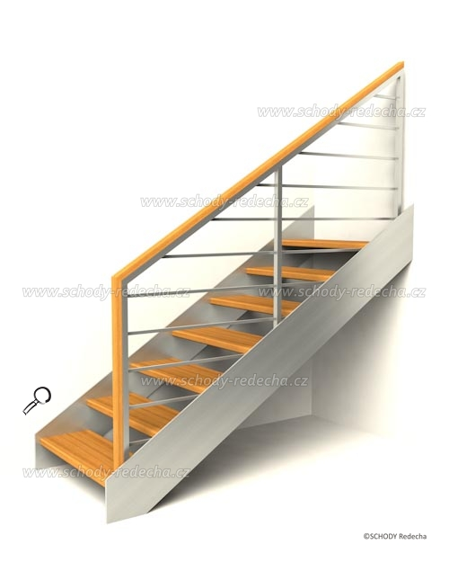 antikora schody IVH5