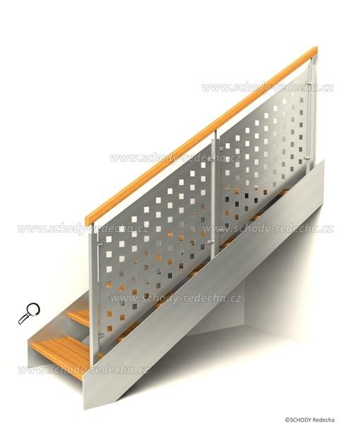 antikora schody IVJ7