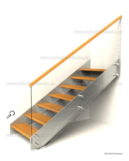 antikora schody IVS