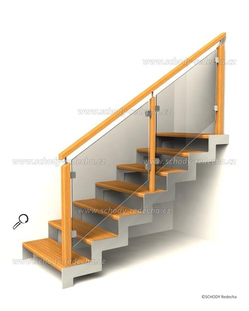 nerezove schody VB6