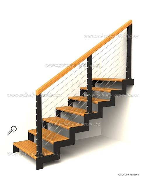 nerezove schody VsN