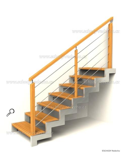 kovove schody VIB4