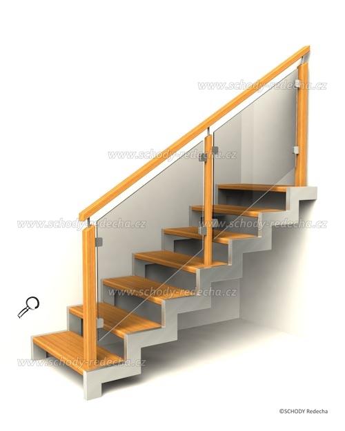 kovove schody VIB6