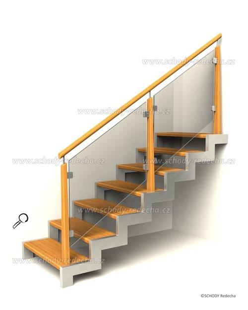 kovove schody VIC