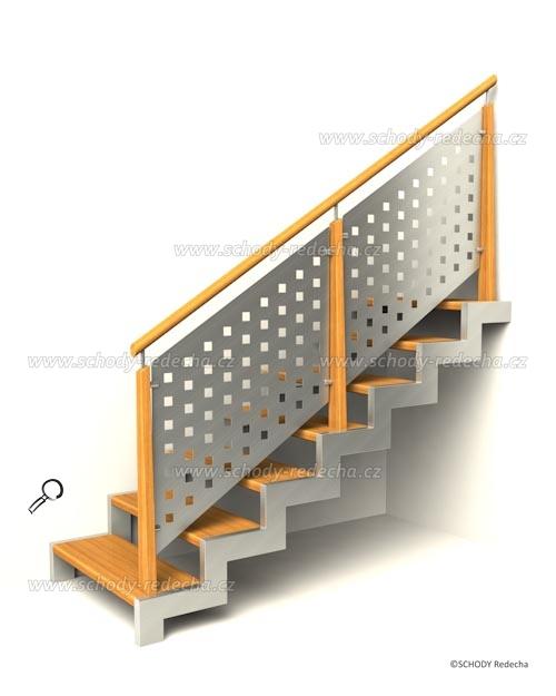 kovove schody VIC7
