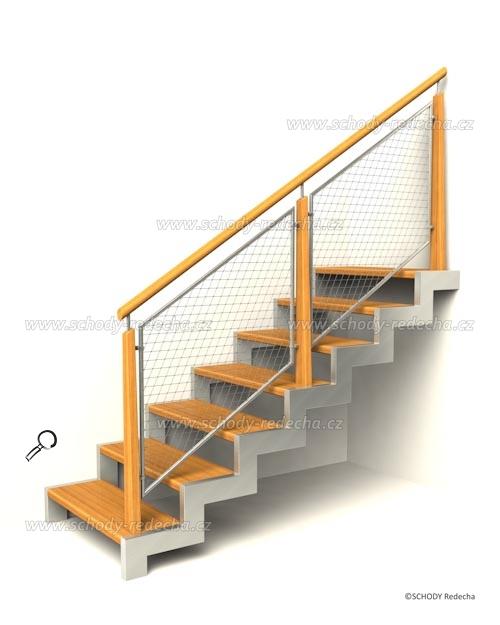 kovove schody VIC8
