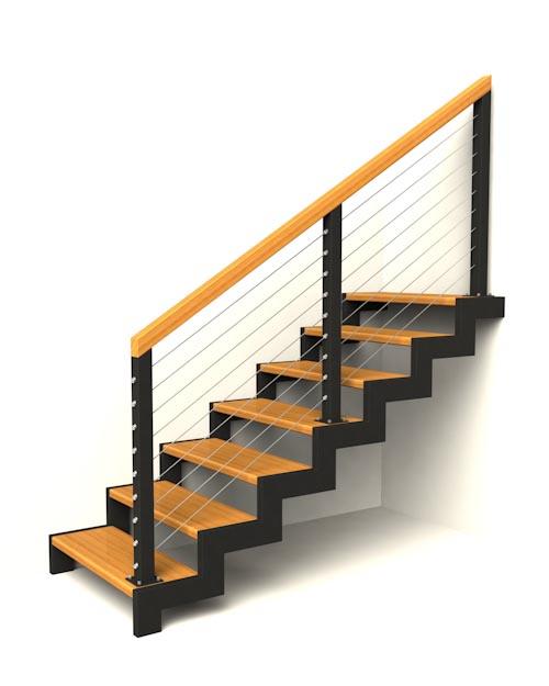 kovove schody VIN