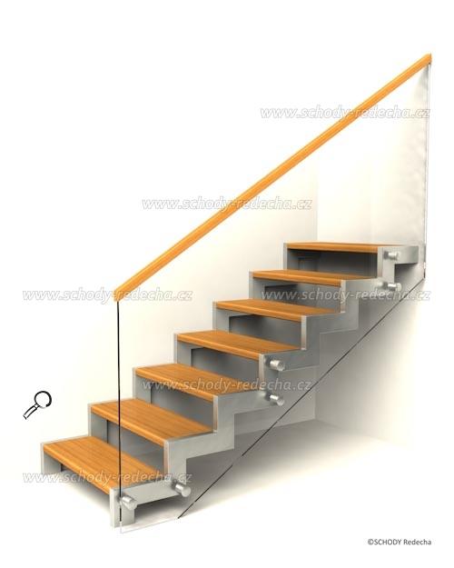 kovove schody VIS