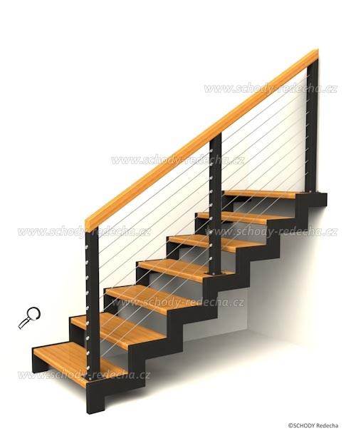 kovove schody VIsN