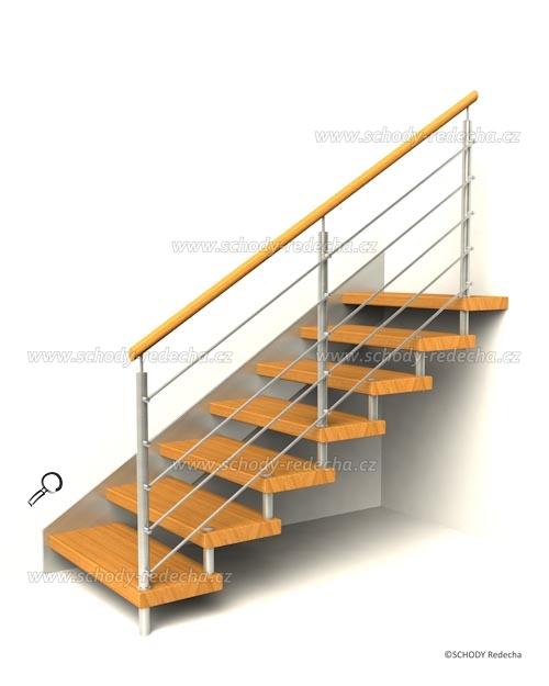 svornikova schodiste schody VIII23D1