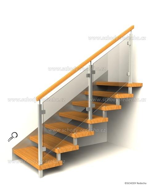 svornikova schodiste schody VIII23J6