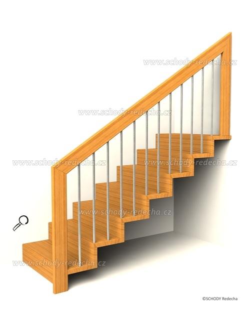 zavesne schody IX22p