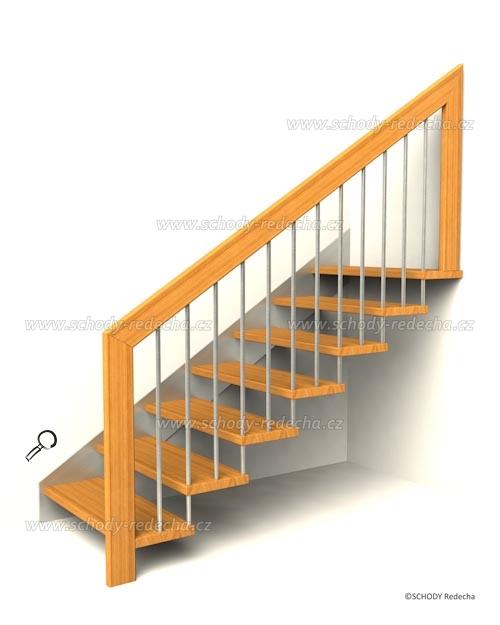 zavesne schody IX23